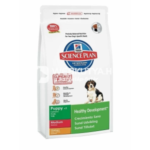 Hill's Dog Hill's SP Puppy Medium Chicken 12 kg