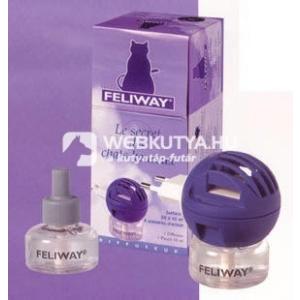 Feliway párologtató készülék macskáknak 48 ml