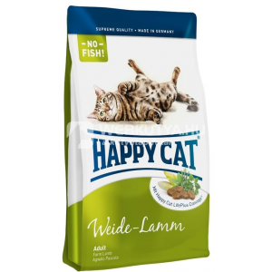 Happy Cat Supreme Fit & Well Adult Bárány 4 kg