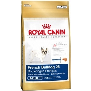 Royal Canin French Bulldog Adult 4 x 3 kg