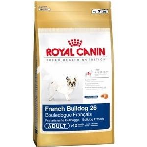 Royal Canin French Bulldog Adult 4 x 3 kg