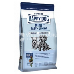 Happy Dog Mini Baby & Junior 29 4 x 4 kg