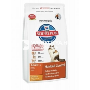Hill's SP Feline Adult Hairball Controll Chicken 1,5 kg