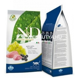 N&D Cat Adult Lamb & Blueberry 1,5 kg