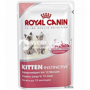 Royal Canin FHN WET Kitten Instinctive 12 x 85 g