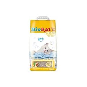 GIMPET Biokat's Bianco alom 10 kg