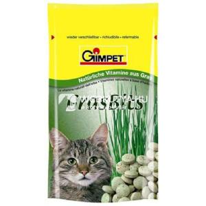 GIMPET Gras Bits zöld fű tabletta - 50 g