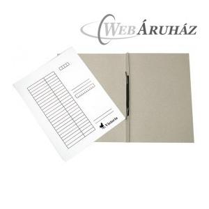 Gyorsfűző papír A4/250gr. FEHÉR [25 db]