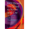 Oxford University Press 1001 Words You Need to Know and Use - An A-z of Effective Vocabulary