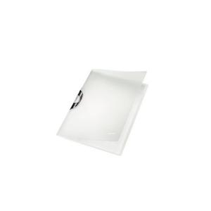 Leitz ColorClip Professional PP klippes gyorsfűző, fekete