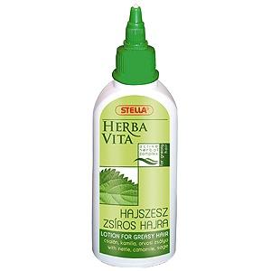 Lady Stella Herba Vita Zsírosodás elleni hajszesz 125ml unisex