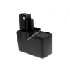 Powery Utángyártott akku Bosch típus 2607335081 NiMH  japán cellás