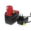 Powery Utángyártott akku Bosch típus 2607335210 Li-Ion + töltő