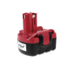 Powery Utángyártott akku Bosch típus 2607335263 NiCd O-Pack