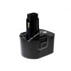 Powery Utángyártott akku Black & Decker típus Pod Style Power Tool PS130 japán cellás