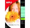 APLI Fotópapír, tintasugaras, A4, 180 g, fényes, APLI