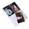 VIQUEL Fotógenotherm, lefűzhető, A4, 10x15 cm fényképekhez, víztiszta, 12 férőhely, VIQUEL