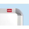NOBO Fehértábla, mágneses, 90x180 cm, alumínium keret, NOBO