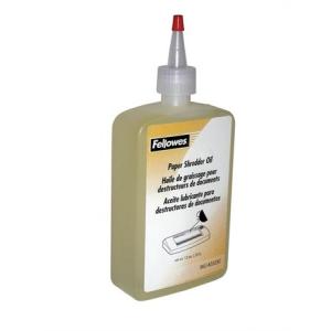 FELLOWES Karbantartó olaj iratmegsemmisítőhöz, 355 ml, FELLOWES
