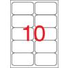 APLI Etikett, univerzális, 99,1x57 mm, kerekített sarkú, APLI, 1000 etikett/csomag