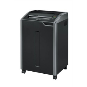 "FELLOWES Iratmegsemmisítő, csík, 38-40 lap, FELLOWES ""Intellishred 485i"""