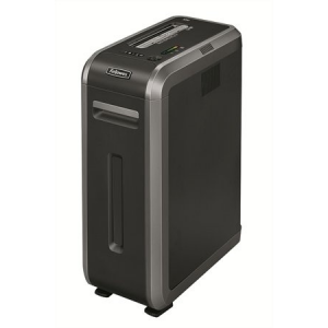 "FELLOWES Iratmegsemmisítő, konfetti, 18 lap, FELLOWES ""Intellishred 125Ci"""
