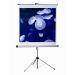 VICTORIA Vetitővászon, hordozható, 1:1, 180x180 cm, VICTORIA