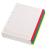 PANTA PLAST Gyűrűskönyv betét, A5, 60 lap, kockás, PANTAPLAST