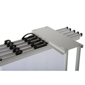 ROCADA Tartó karok görgős tervrajztároló állványhoz (A0 mérethez), ROCADA