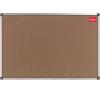 NOBO Parafatábla, 90x120 cm, alumínium keret, NOBO