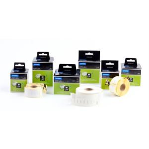DYMO Etikett, LW nyomtatóhoz, 24x12 mm, 1000 db etikett, DYMO