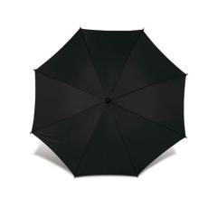 . Összecsukható esernyő, fekete