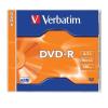 Verbatim DVD-R lemez, AZO, 4,7GB, 16x, normál tok, VERBATIM