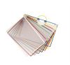 TARIFOLD Bemutatótábla, A4, műanyag, TARIFOLD, piros irattartó