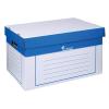 VICTORIA Archiváló konténer, 320x460x270 mm, karton, VICTORIA