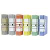 DONAU Archiváló doboz, A4, 100 mm, karton, DONAU, citromsárga
