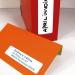 APLI Etikett, 31x100 mm, kerekített sarkú, A5 hordozón, APLI, 120 etikett/csomag