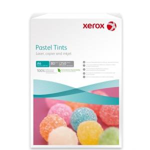 """Xerox Másolópapír, színes, A4, 80 g, XEROX """"Symphony"""", kék (közép)"""