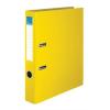 VICTORIA Iratrendező, 50 mm, A4, PP/karton, VICTORIA, sárga