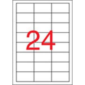 APLI Etikett, univerzális, 64,6x33,8 mm, APLI, 12000 etikett/csomag