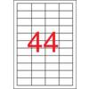 APLI Etikett, univerzális, 48,5x25,4 mm, APLI, 1100 etikett/csomag