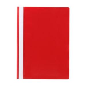 VICTORIA Gyorsfűző, PP, A4, VICTORIA, piros
