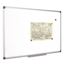 VICTORIA Fehértábla, mágneses, 100x150 cm, alumínium keret, VICTORIA mágnestábla