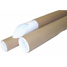 Postázóhenger, karton, O 52 mm x 74 cm papírárú, csomagoló és tárolóeszköz