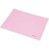 PANTA PLAST Irattartó tasak, A4, PP, cipzáras, PANTA PLAST, pasztell rózsaszín