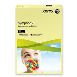 """Xerox Másolópapír, színes, A3, 80 g, XEROX """"Symphony"""", világossárga (pasztell)"""