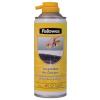 FELLOWES Sűrített levegős porpisztoly, forgatható, nagynymású, nem gyúlékony, 650 ml/260 ml, FELLOWES