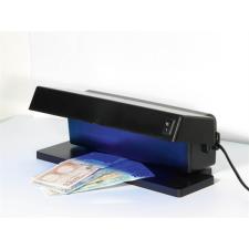 Bankjegyvizsgáló, UV lámpa, 270x120x105 mm bankjegyvizsgáló, bankjegyszámláló
