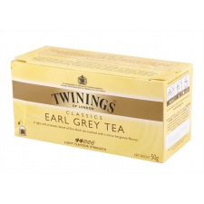 TWININGS Fekete tea, 25x2 g, TWININGS
