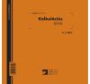 Kalkulációs tömb 50 lapos 203x198 mm nyomtatvány